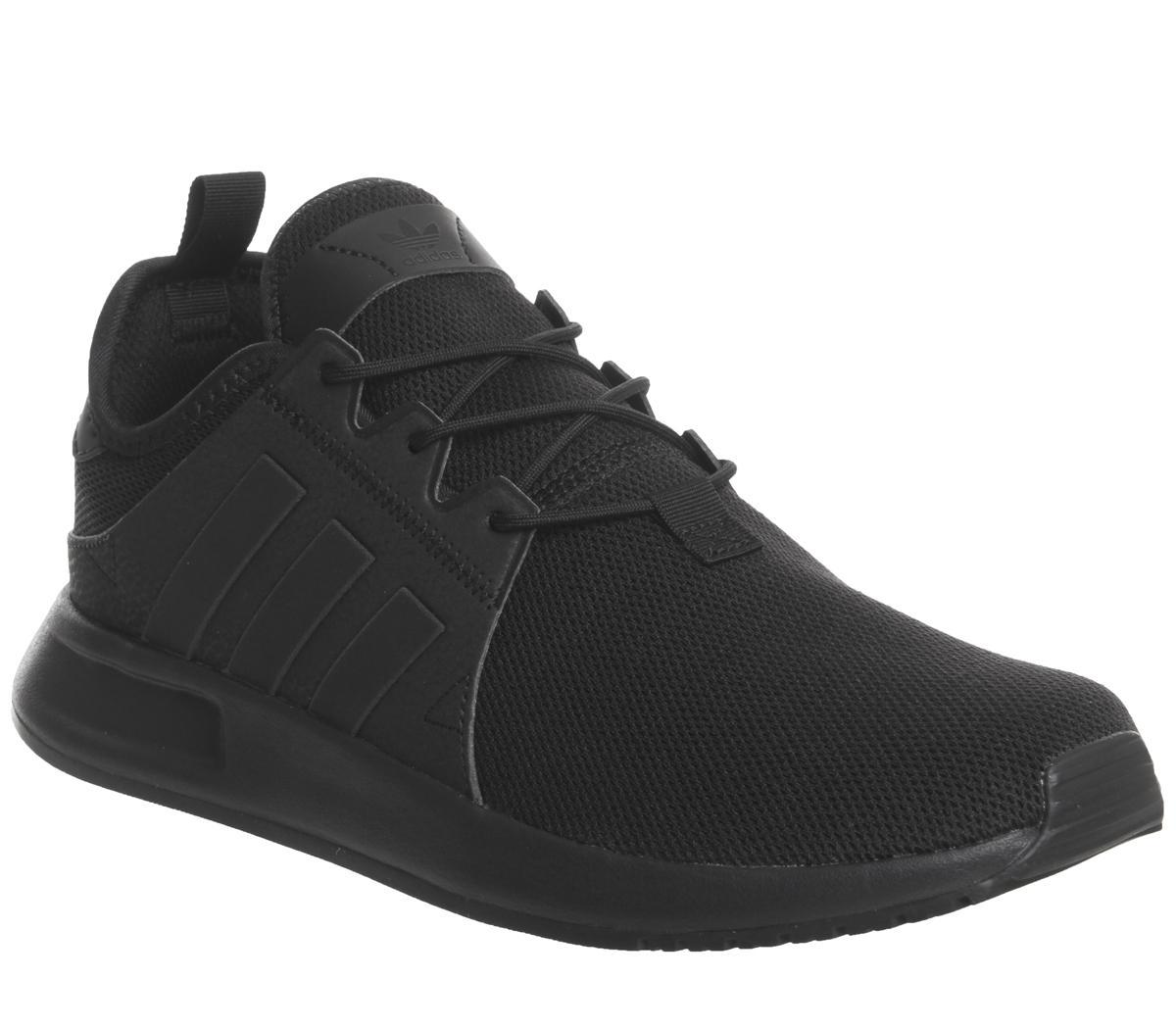 adidas x_plr all black mens Shop