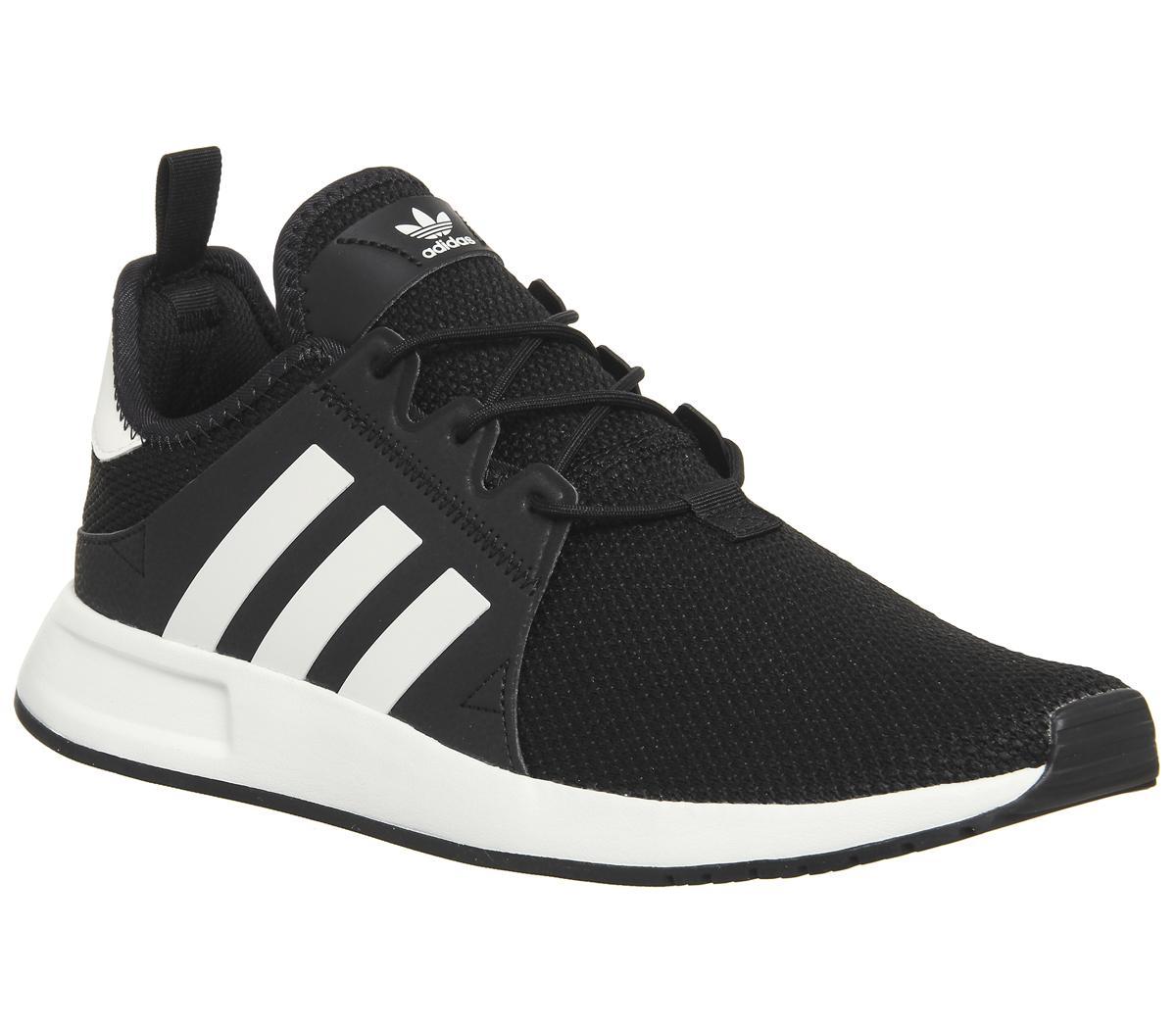 adidas X_PLR Trainers Core Black White