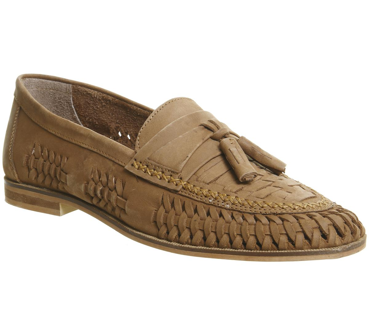 Finsbury Woven Tassle Loafers