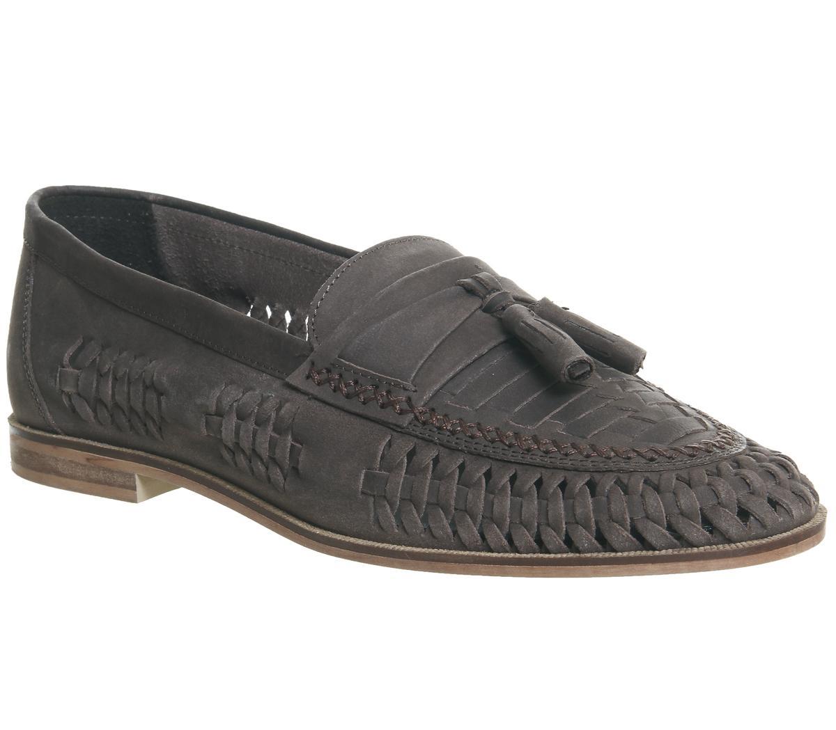 Finsbury Woven Tassle Loafers