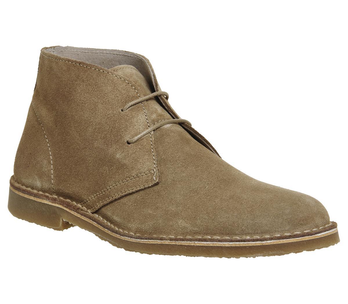 Fahrenheit Desert Boots
