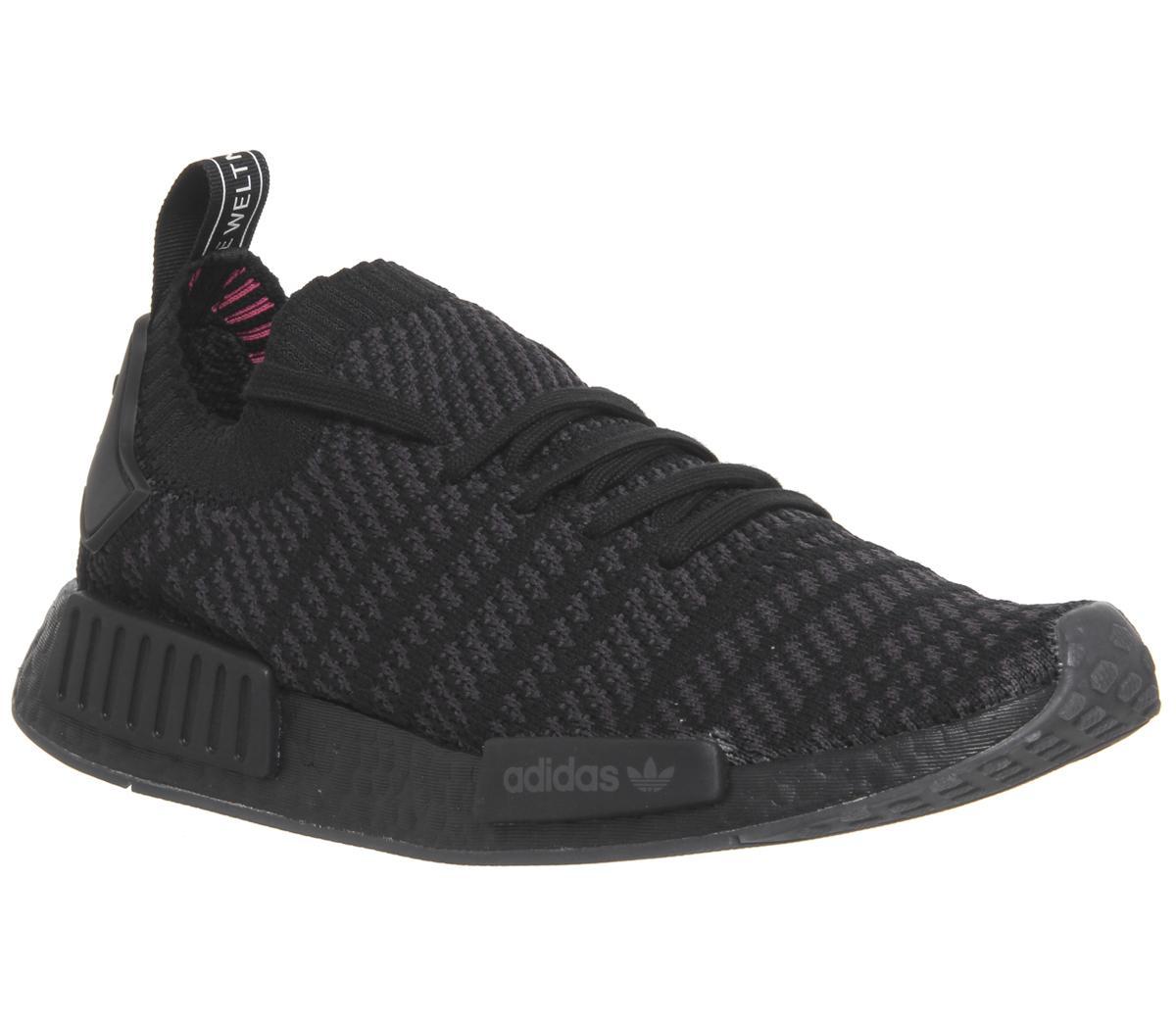 Adidas NMD R1 Core Black Utility Black