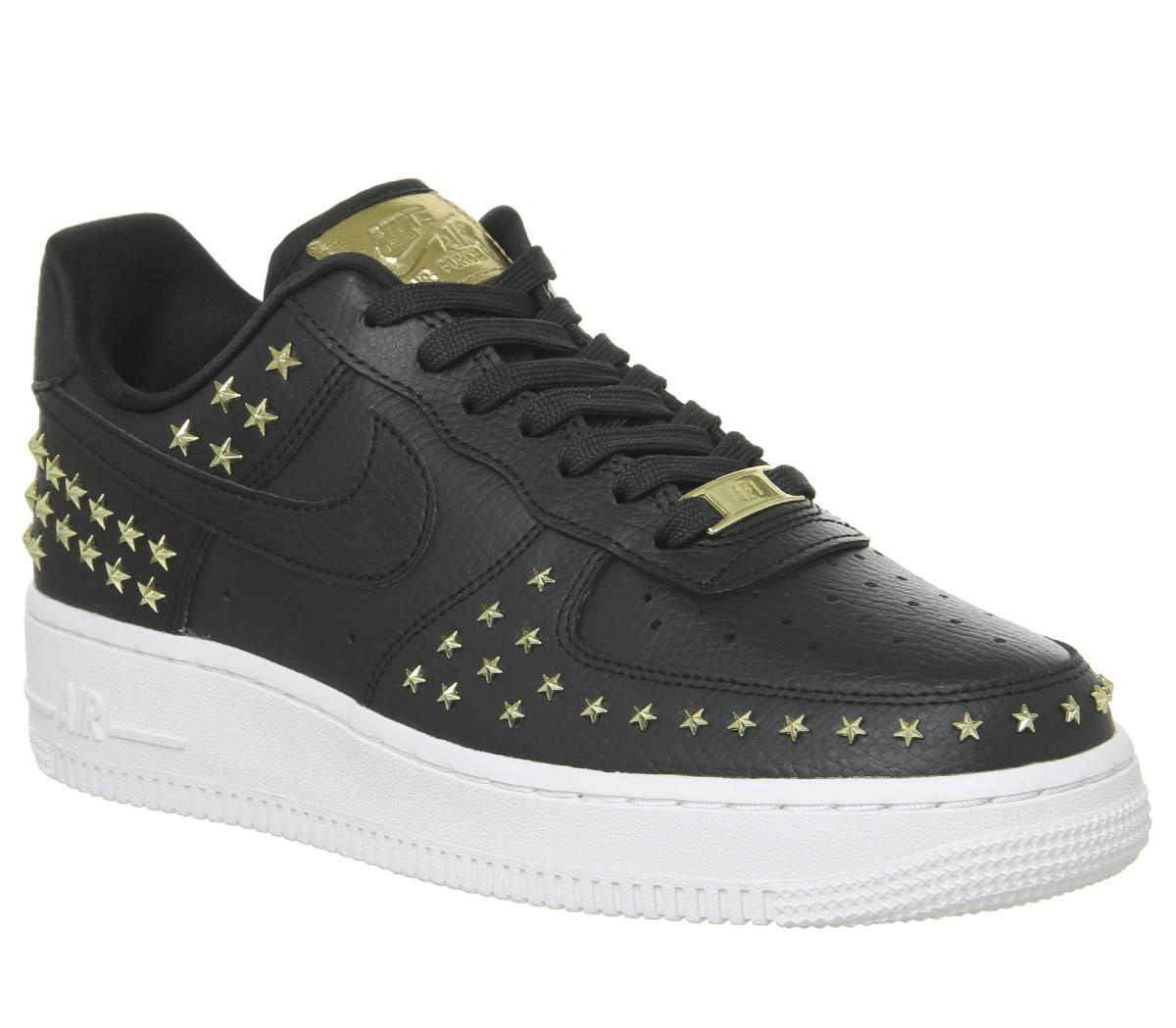 Nike Air Force 1 07 Trainers Oil Grey