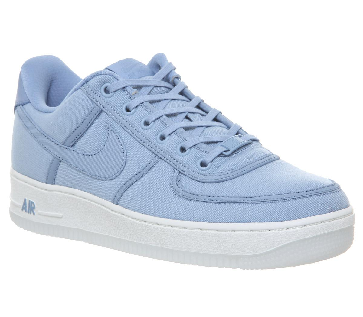 Nike Air Force 1 07 Trainers Canvas