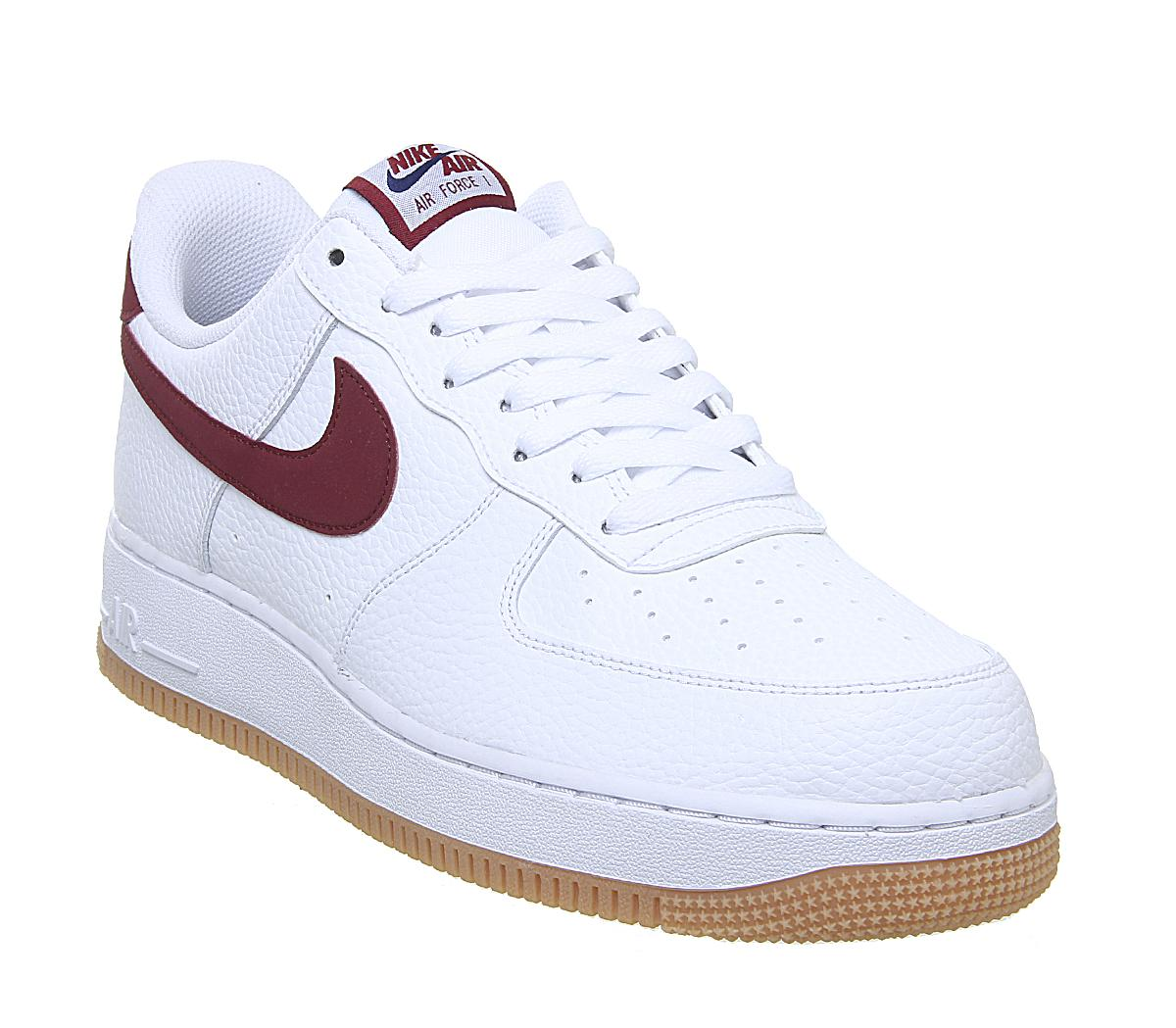 nike air force one gum