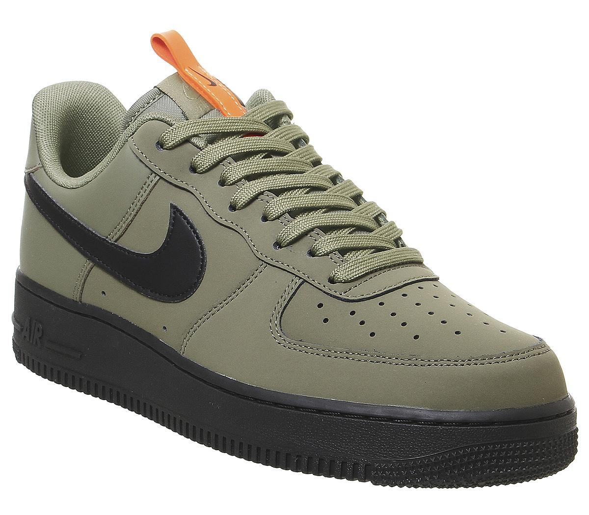 air force 1 medium olive