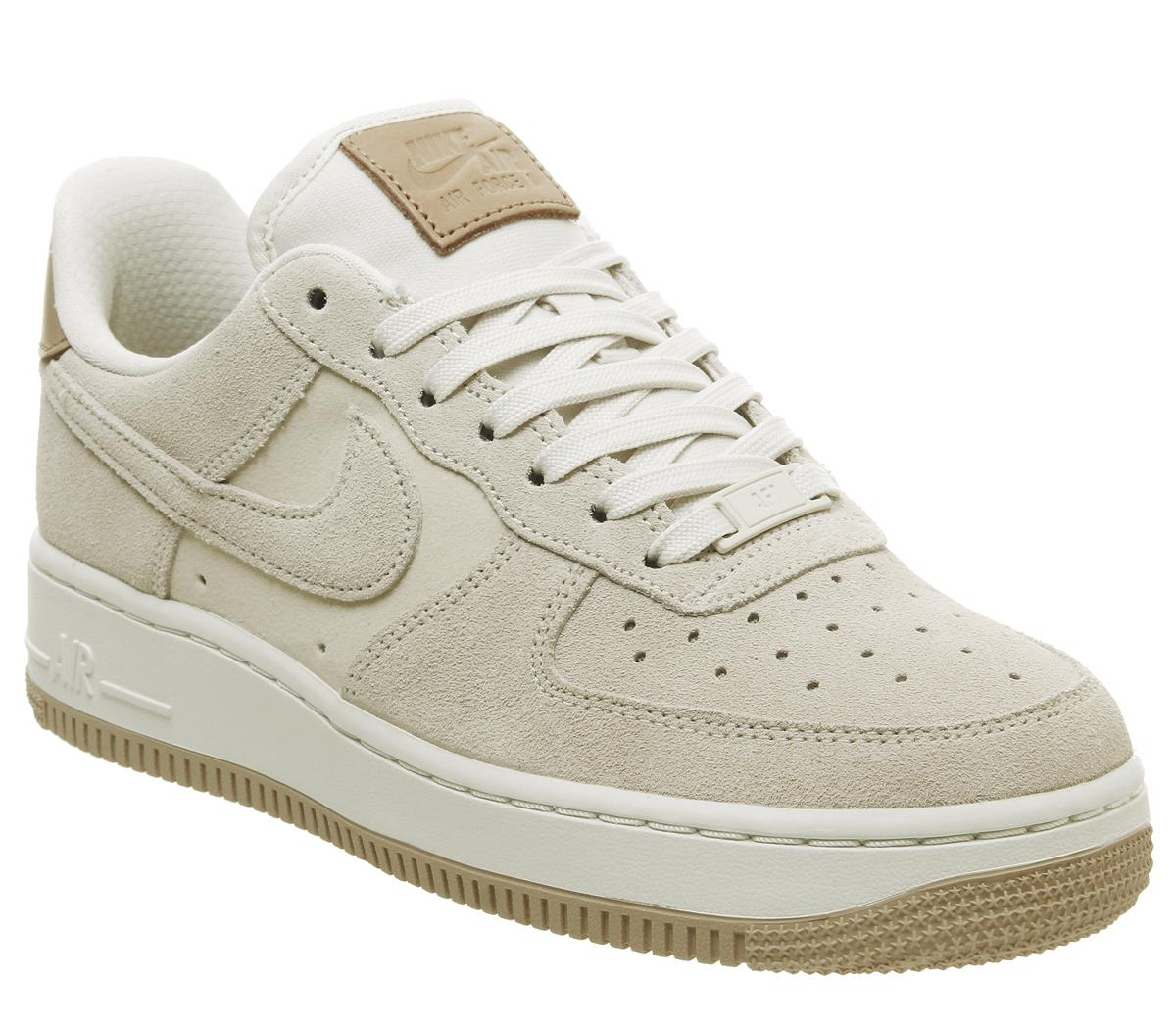 Nike Air Force 1 07 Trainers Pale Ivory