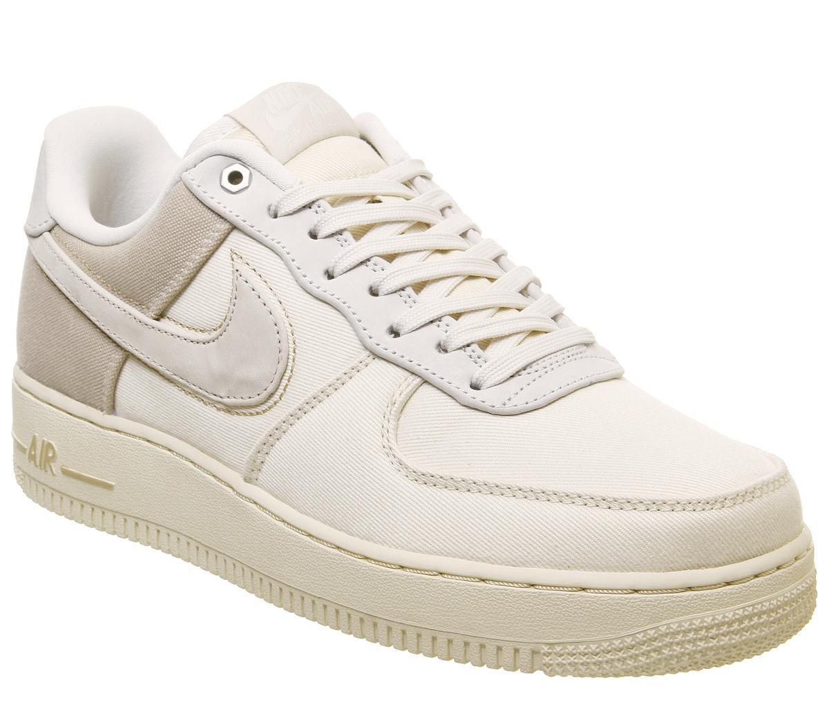 air force 1 herren beige