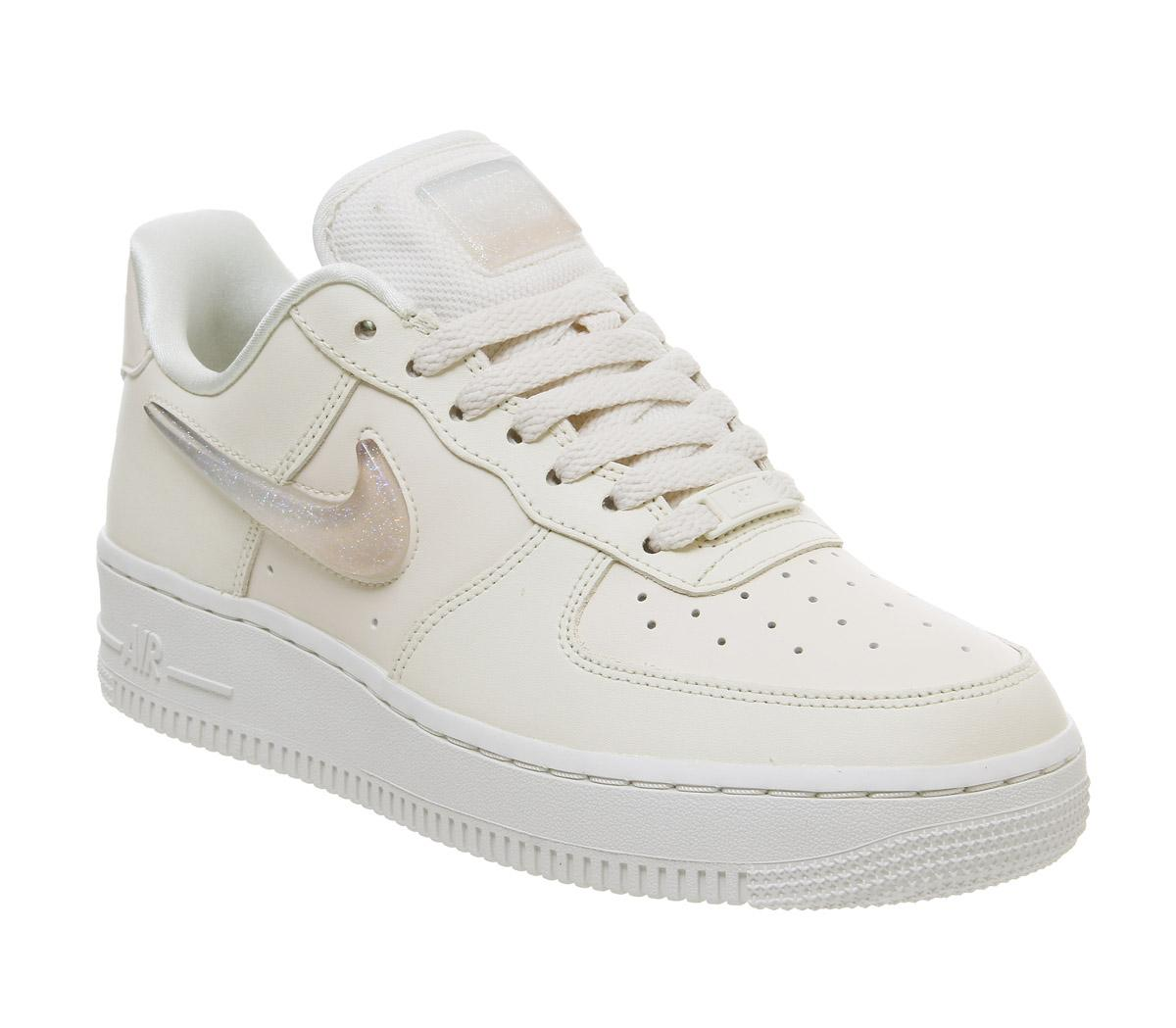 nike air force pale ivory