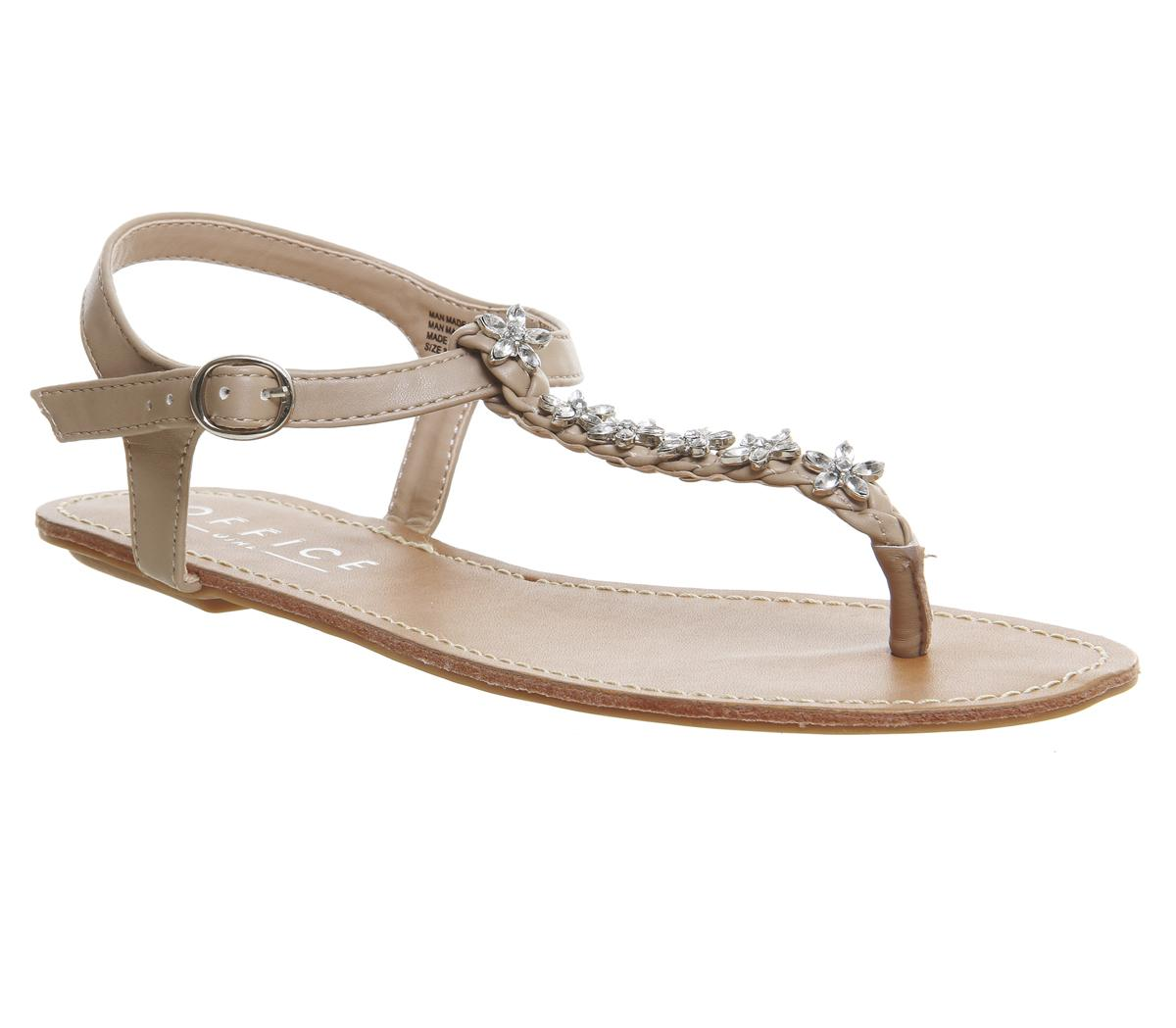 Sweetie Pie Embellished Sandals