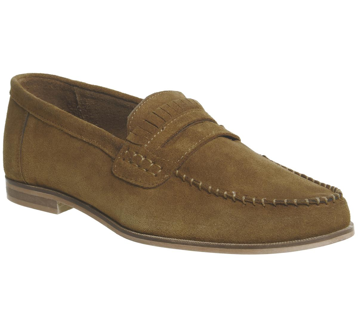 Fulham Penny Loafers
