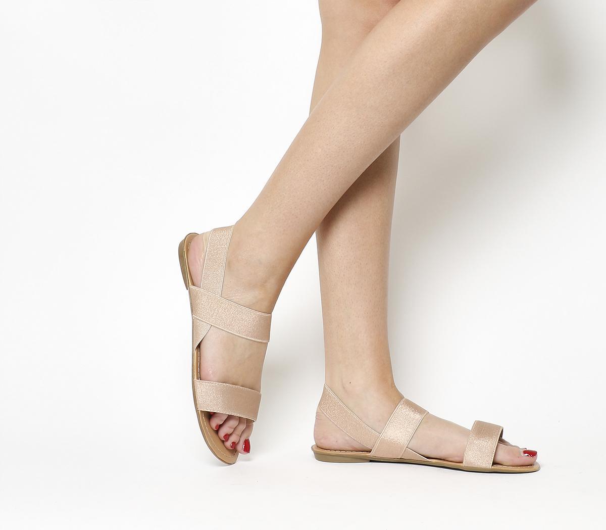 Swift Elastic Sandals