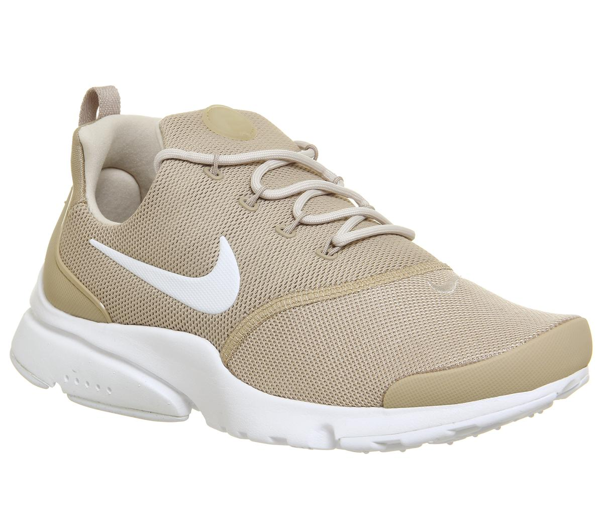 nike air presto fly beige