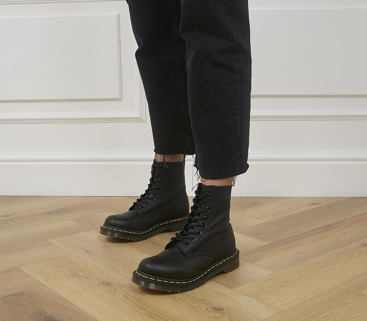 the latest special section the sale of shoes 1460 Pascal 8 Eyelet Lace Up Boots