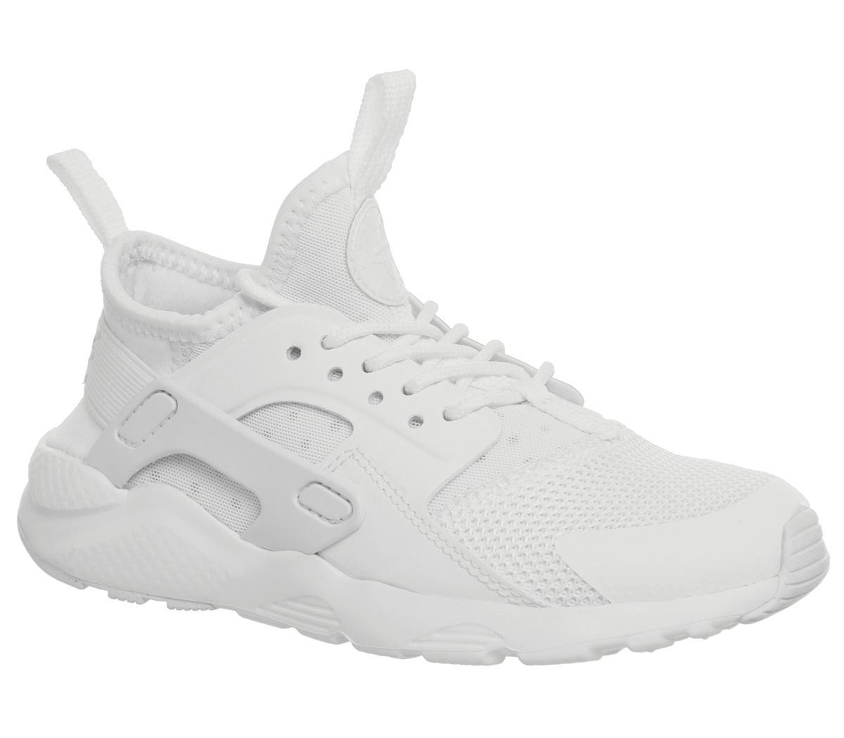 Nike Huarache Run Ultra Ps White - Unisex