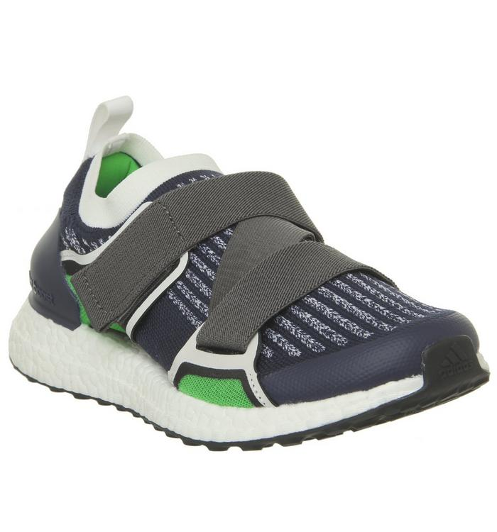 Adidas Stella McCartney adidas Stella McCartney Stella Mccartney X Ultra Boost X NIGHT INDIGO GRANITE VIVID GREEN F