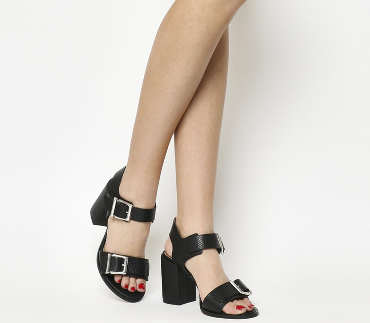 Monday Two Buckle Sandals