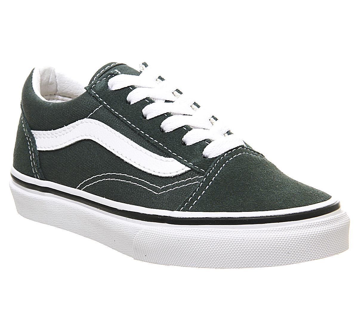 Old Skool Lace K Trainers