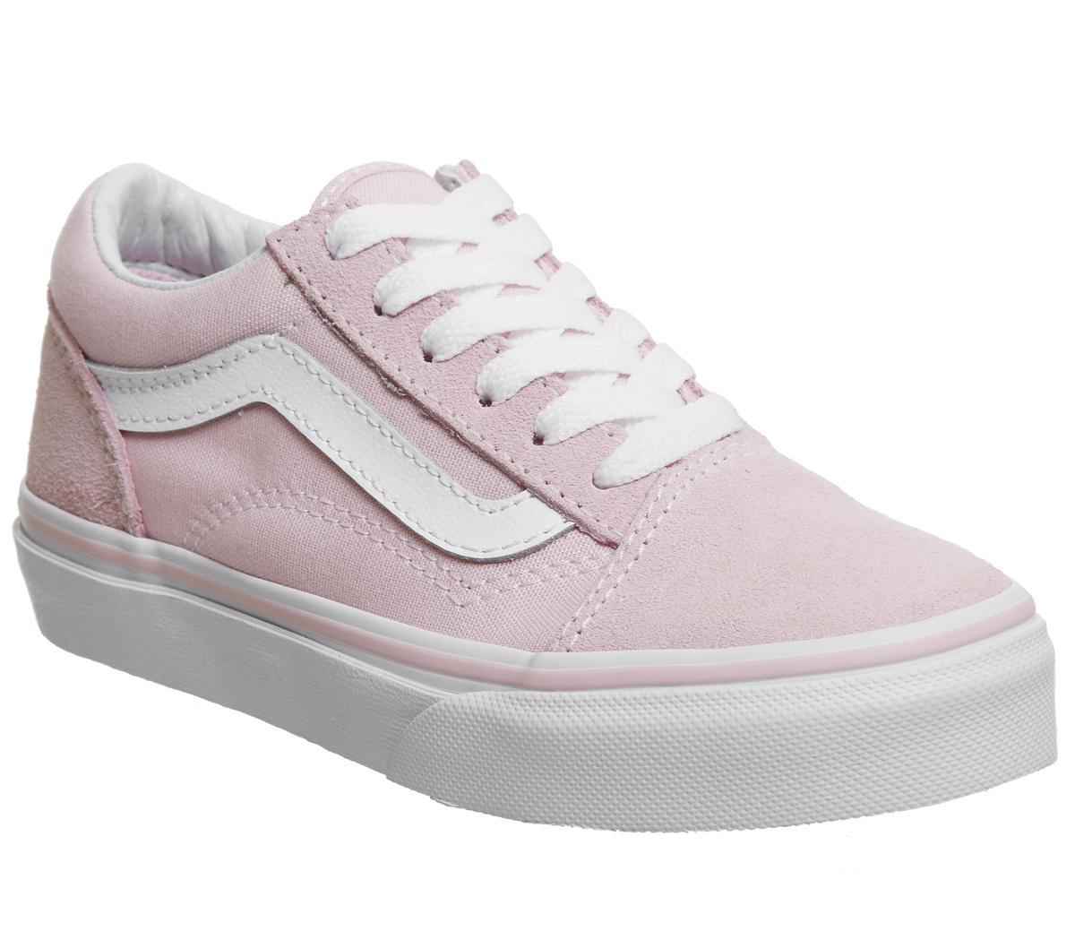 Vans Old Skool Lace K Chalk Pink True