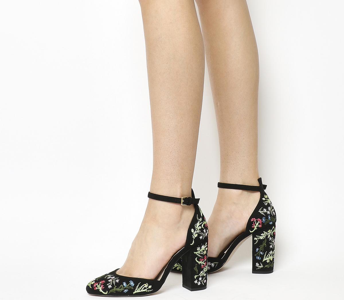 Hyacinth Mary Jane Heels