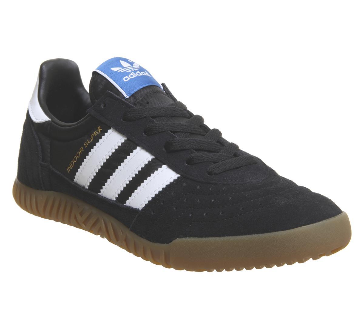 adidas indoor super black buy clothes shoes online