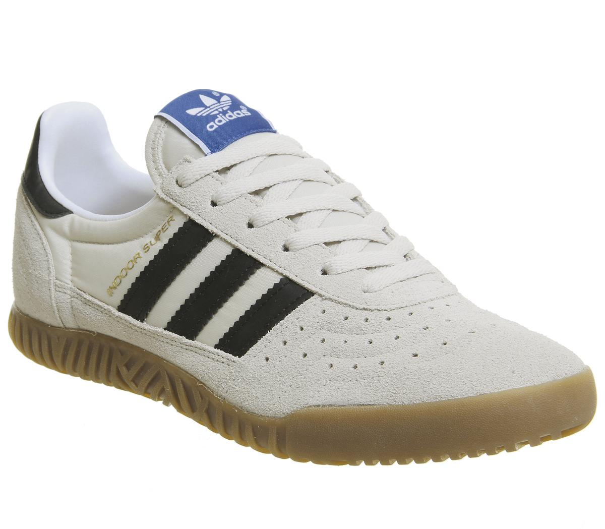 adidas Indoor Super Trainers Clear