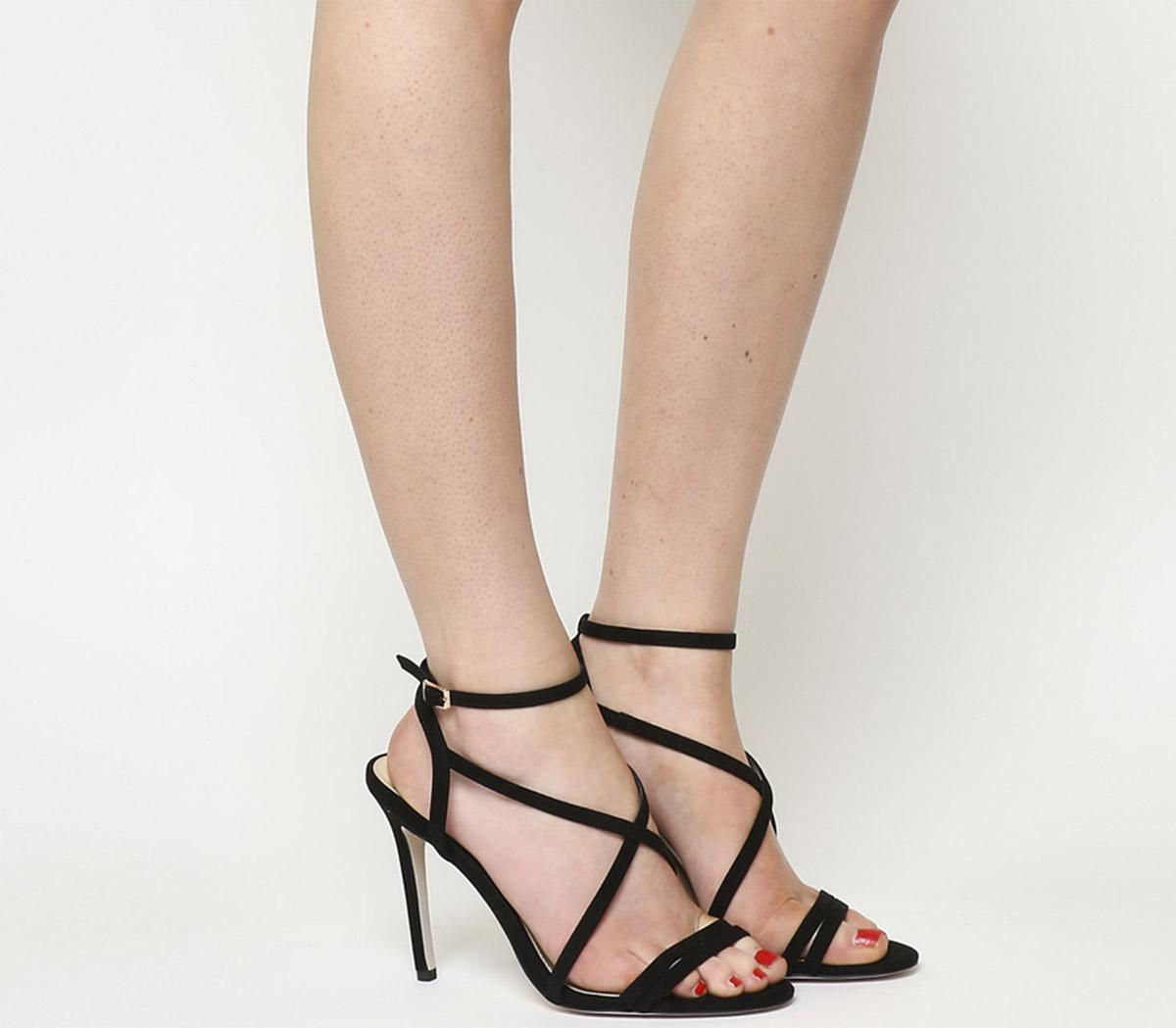 Hope Strappy Heeled Sandals