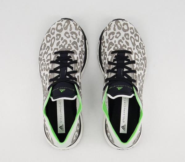 adidas Adizero Adios Trainers Black Leopard Lime - Hers trainers U5fZD3g