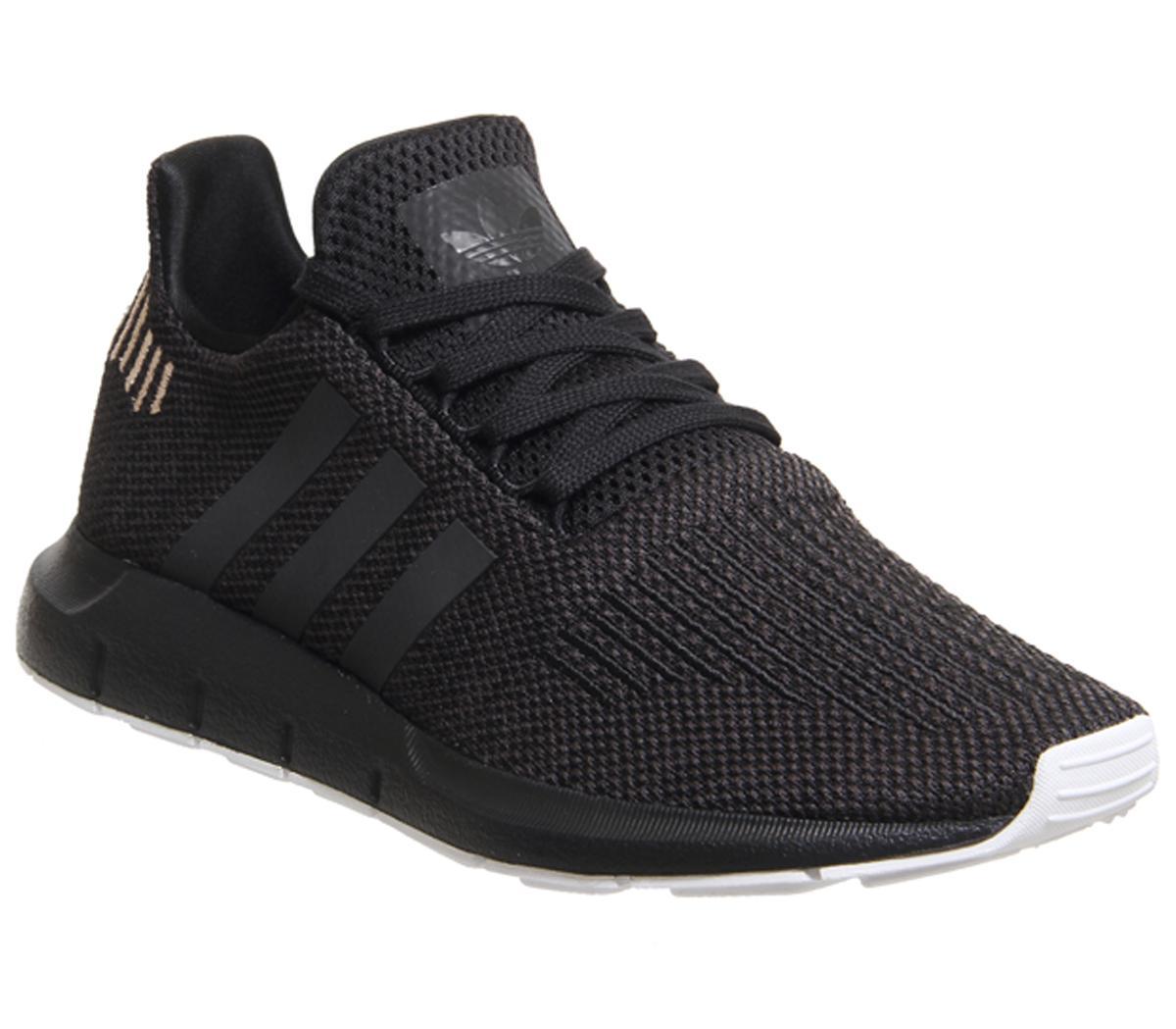 adidas Swift Run Trainers Core Black