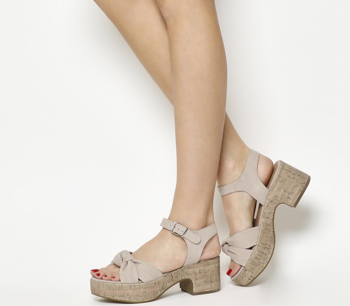 Magnolia Flatform Sandals