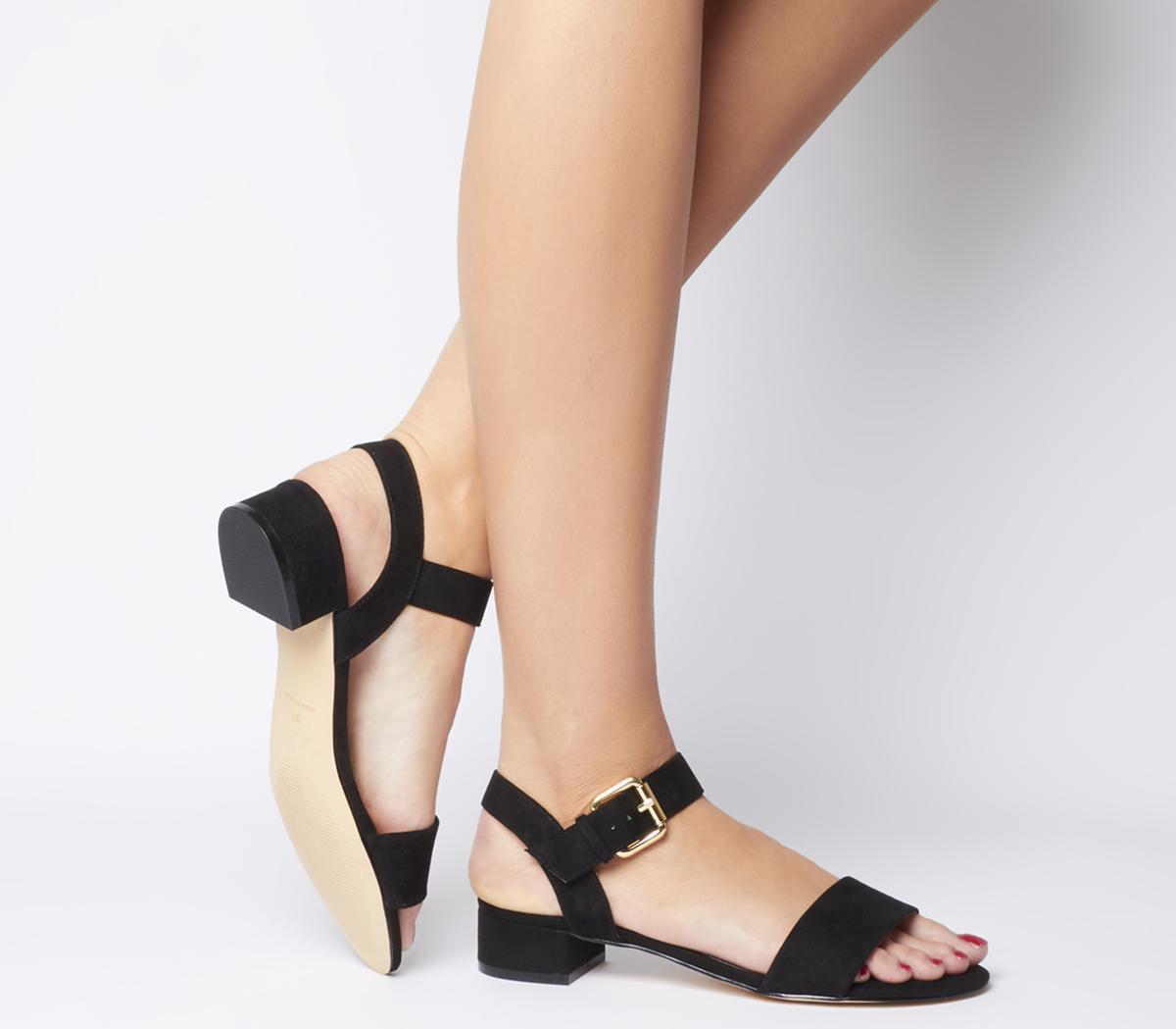Morgan Block Heel Sandals