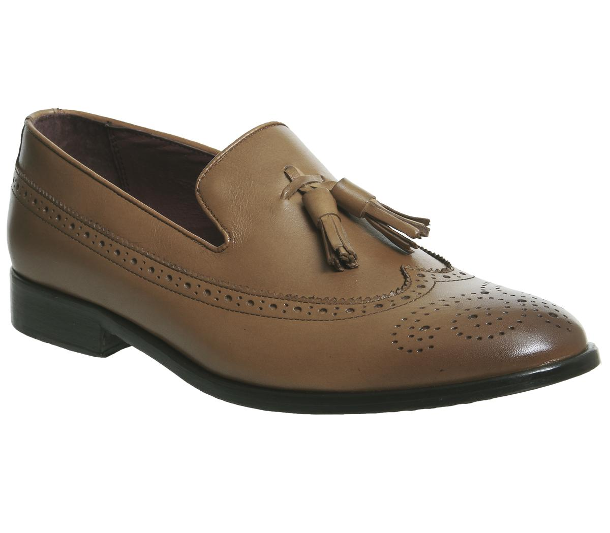 Fragola Tassel Loafers