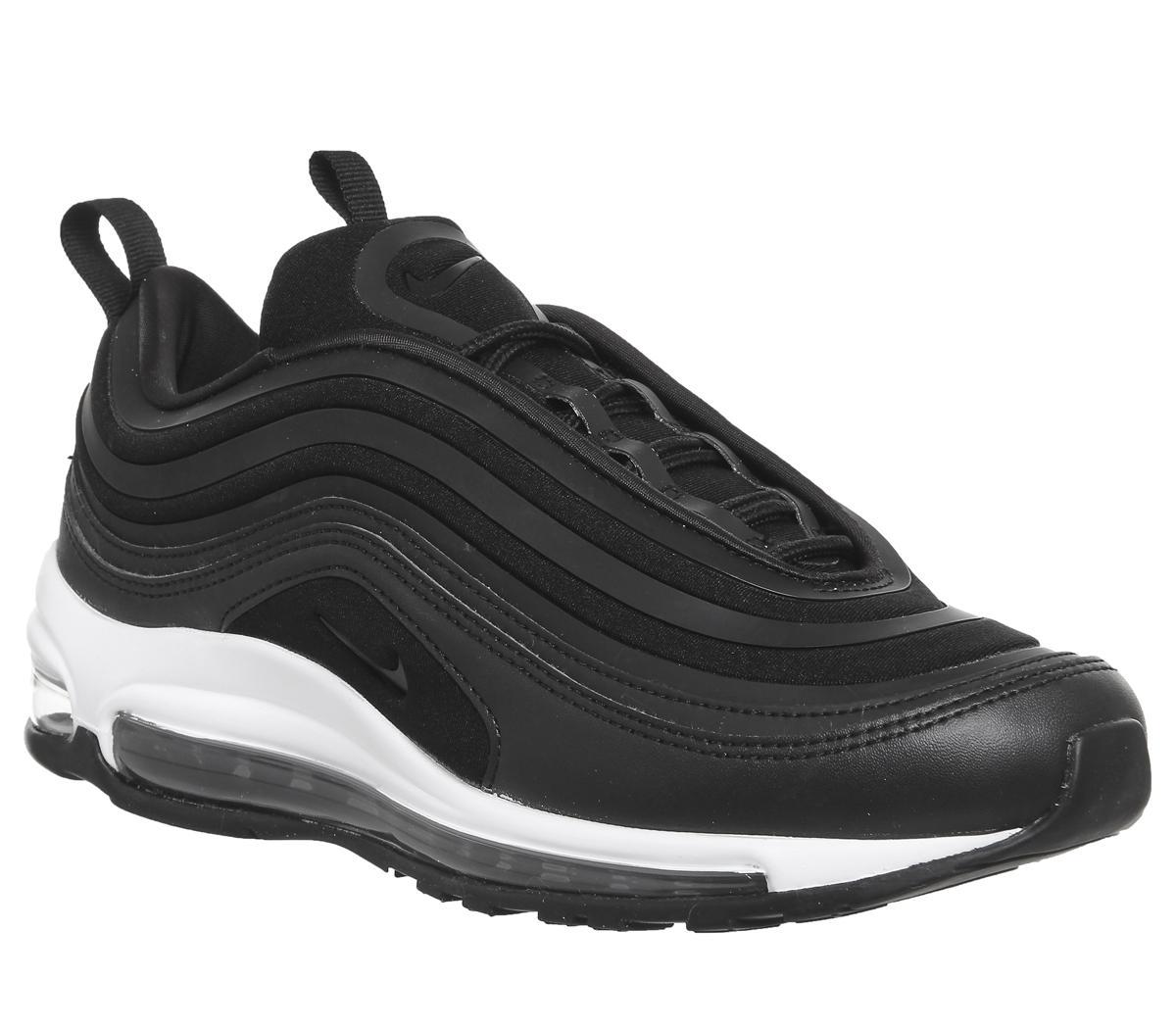 nike shoes 97 black