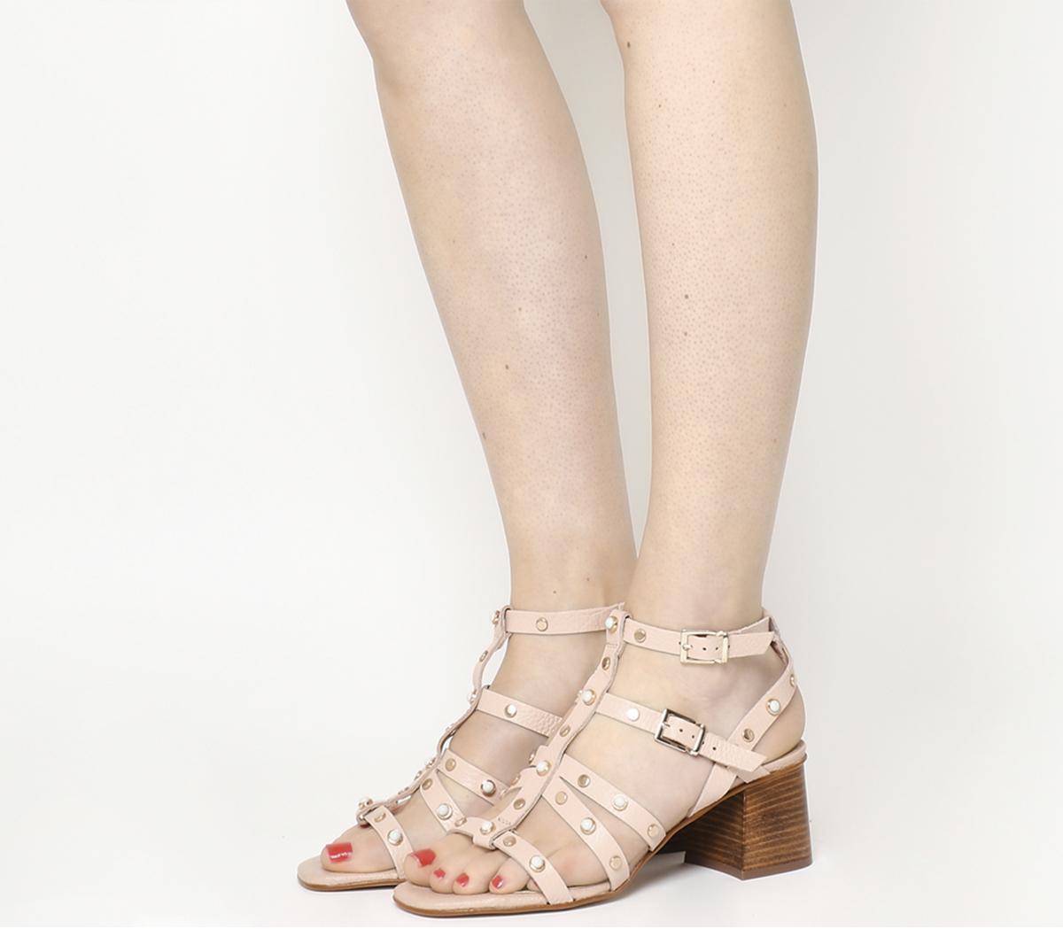 Margate Strappy Block Heels