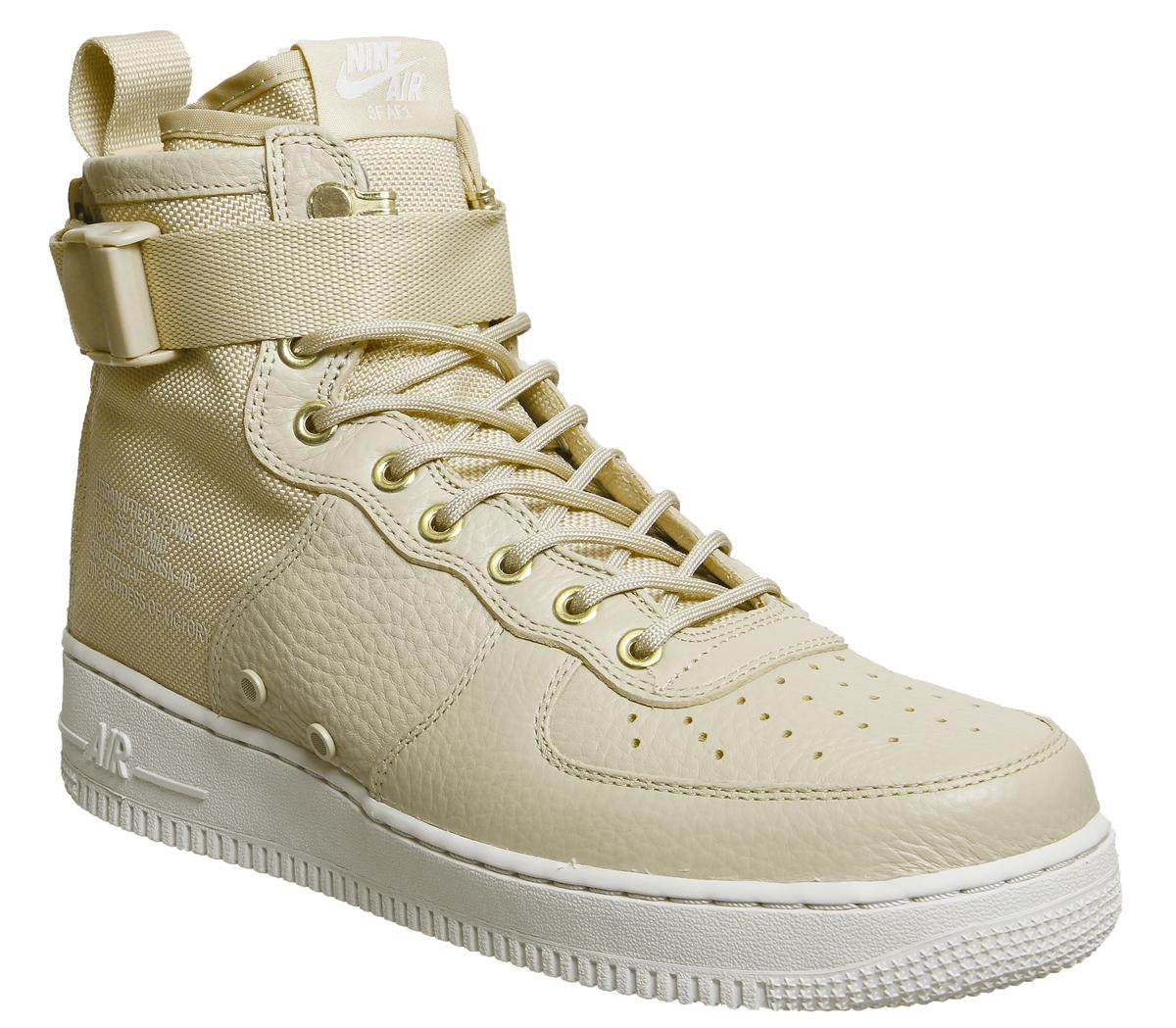 Men's Shoes Nike SF AF1 Mid Special Field Air Force 1 Zip