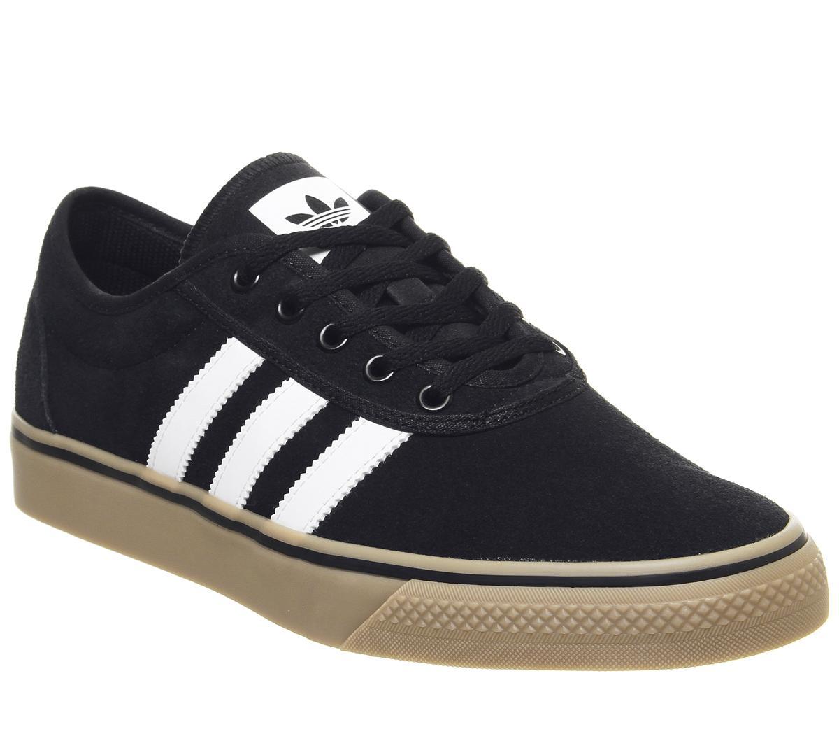 adidas Adi Ease Trainers Black Gum