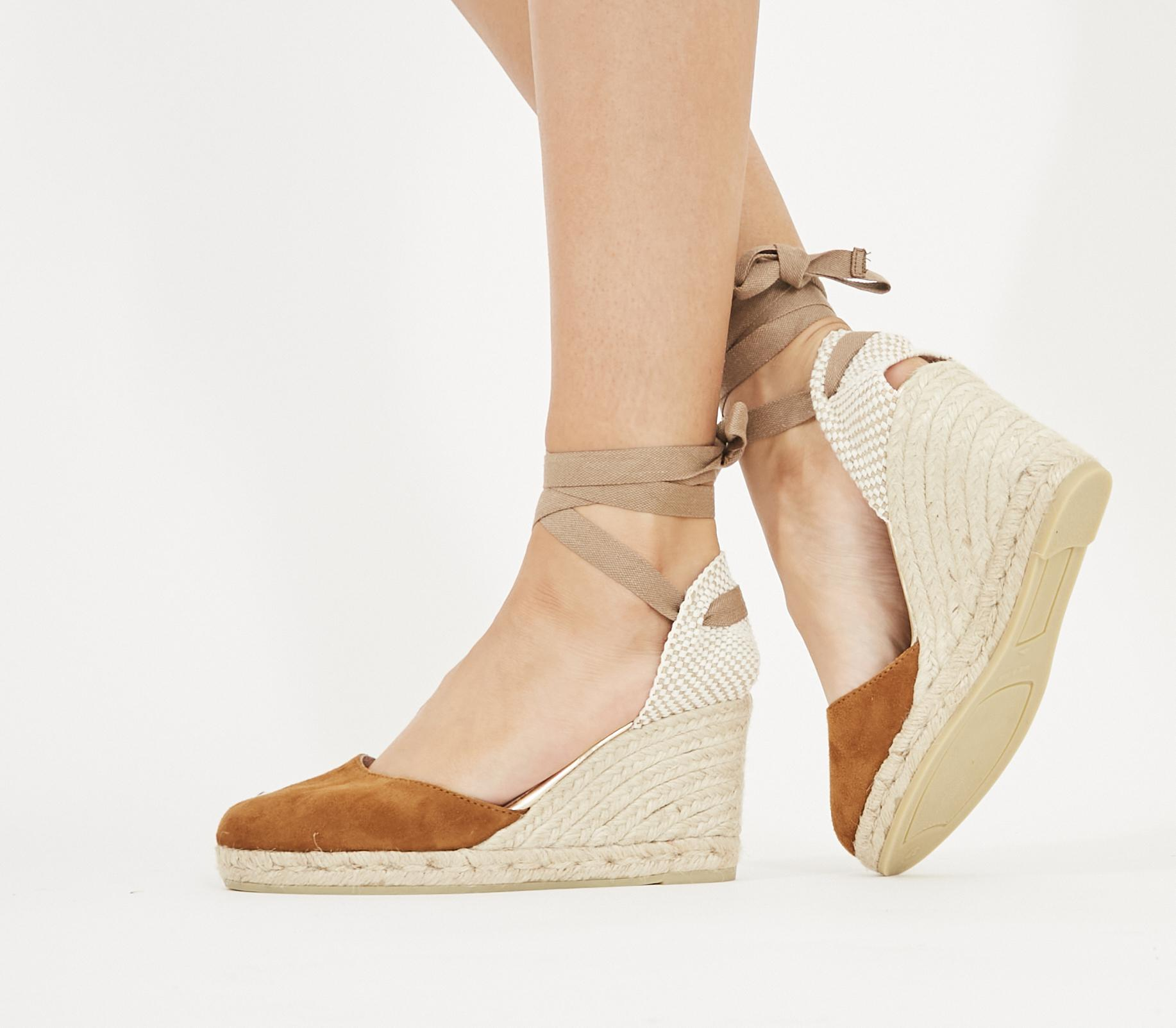 Ankle Wrap Heels