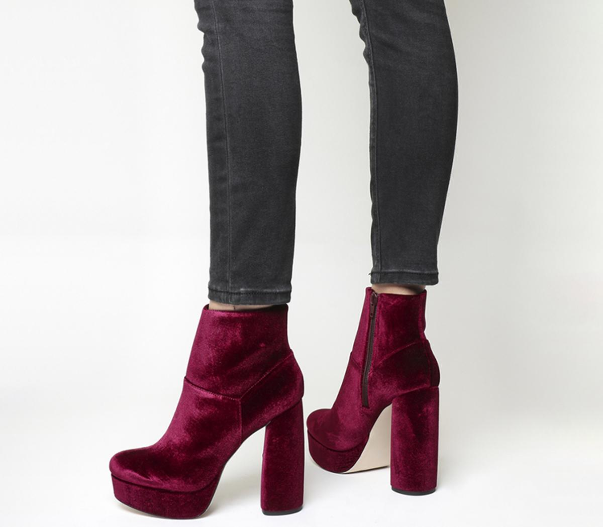 Abbey Road Mega Platform Boots