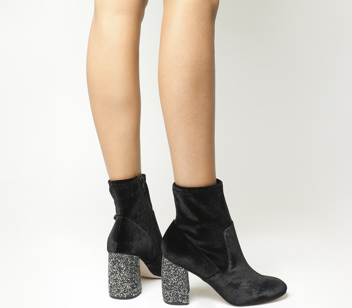 Alter Ego High Cut Boots