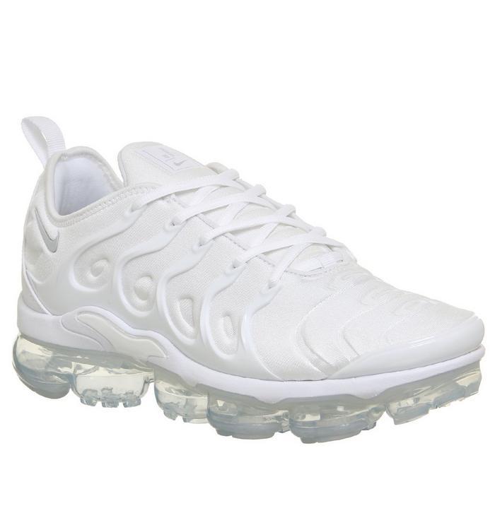 Nike Vapormax Nike Vapormax Air Vapormax Plus WHITE PURE PLATINUM