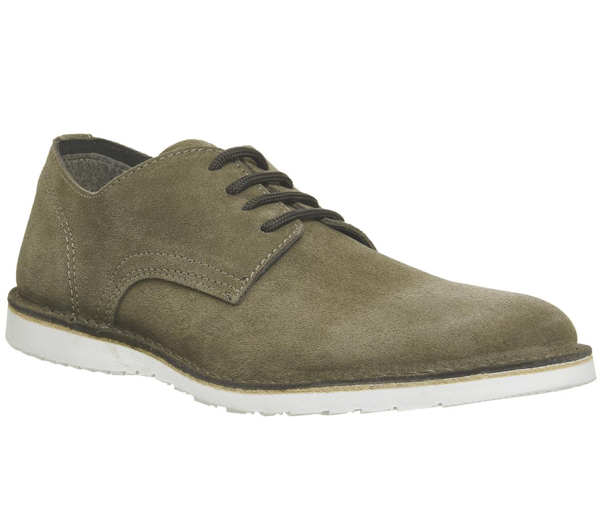 Gear Wedge Shoes