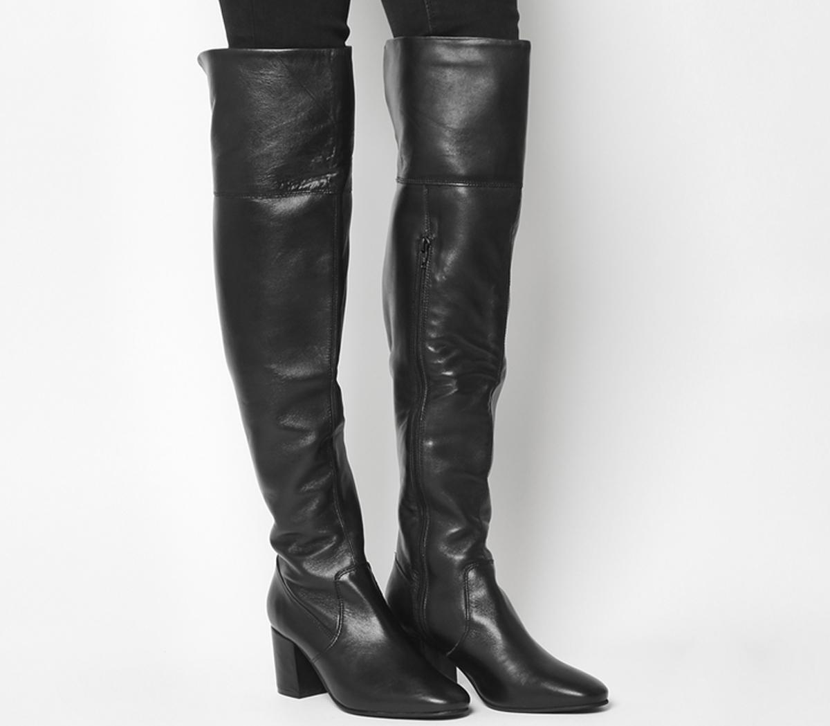Krissy Over The Knee Boots