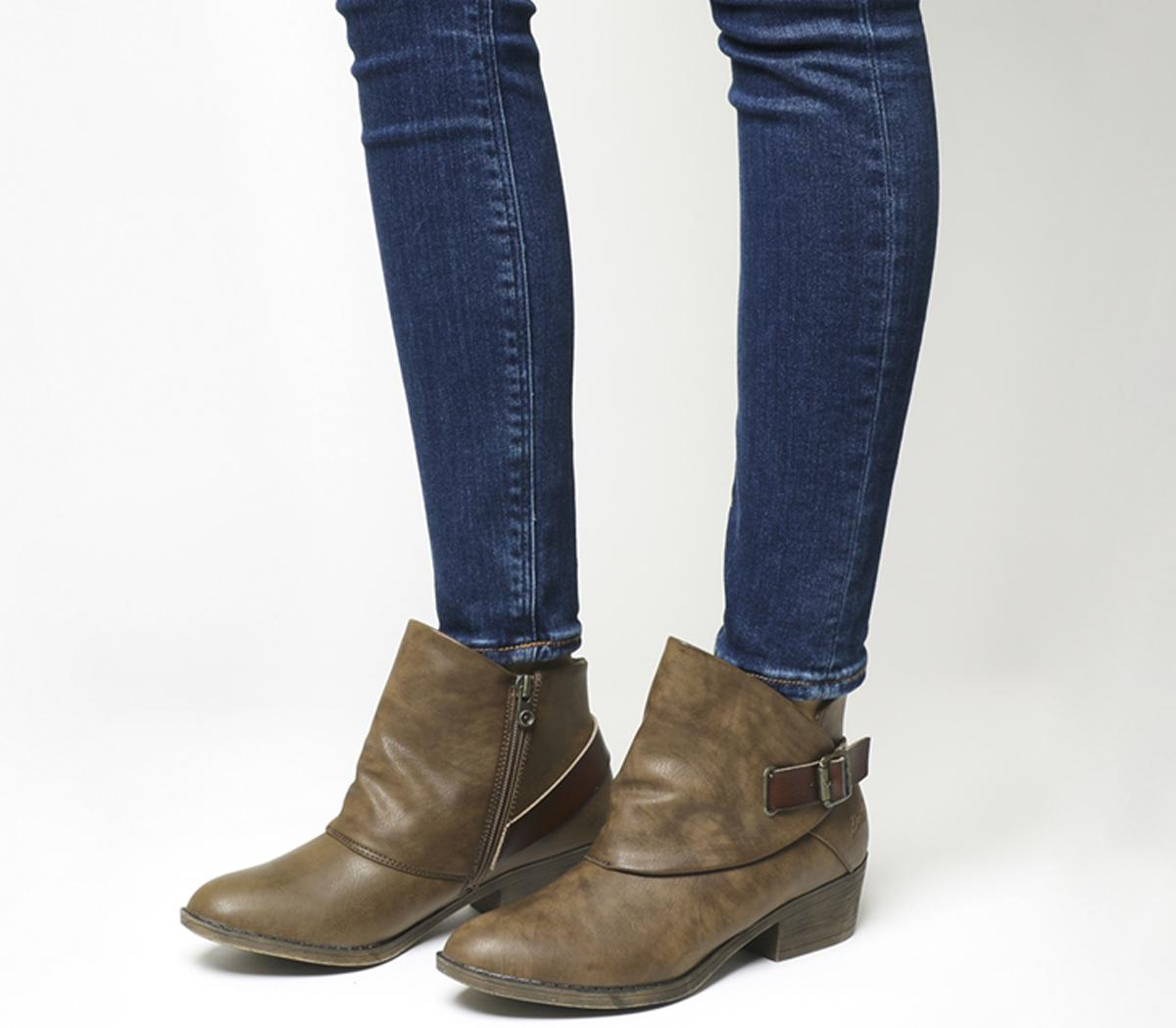 Sill Ankle Boots