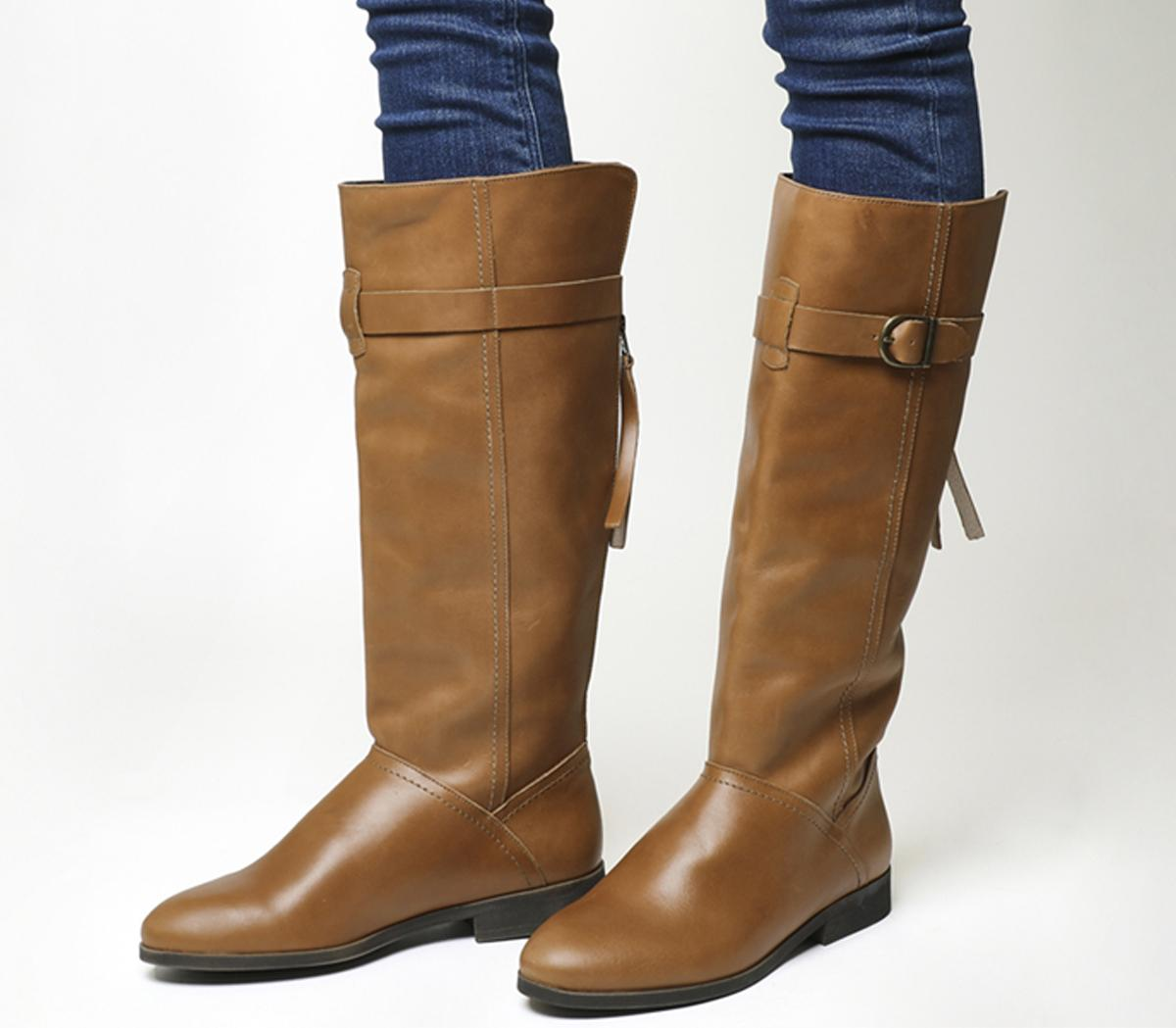 Kilter- Back Zip Casual Boot