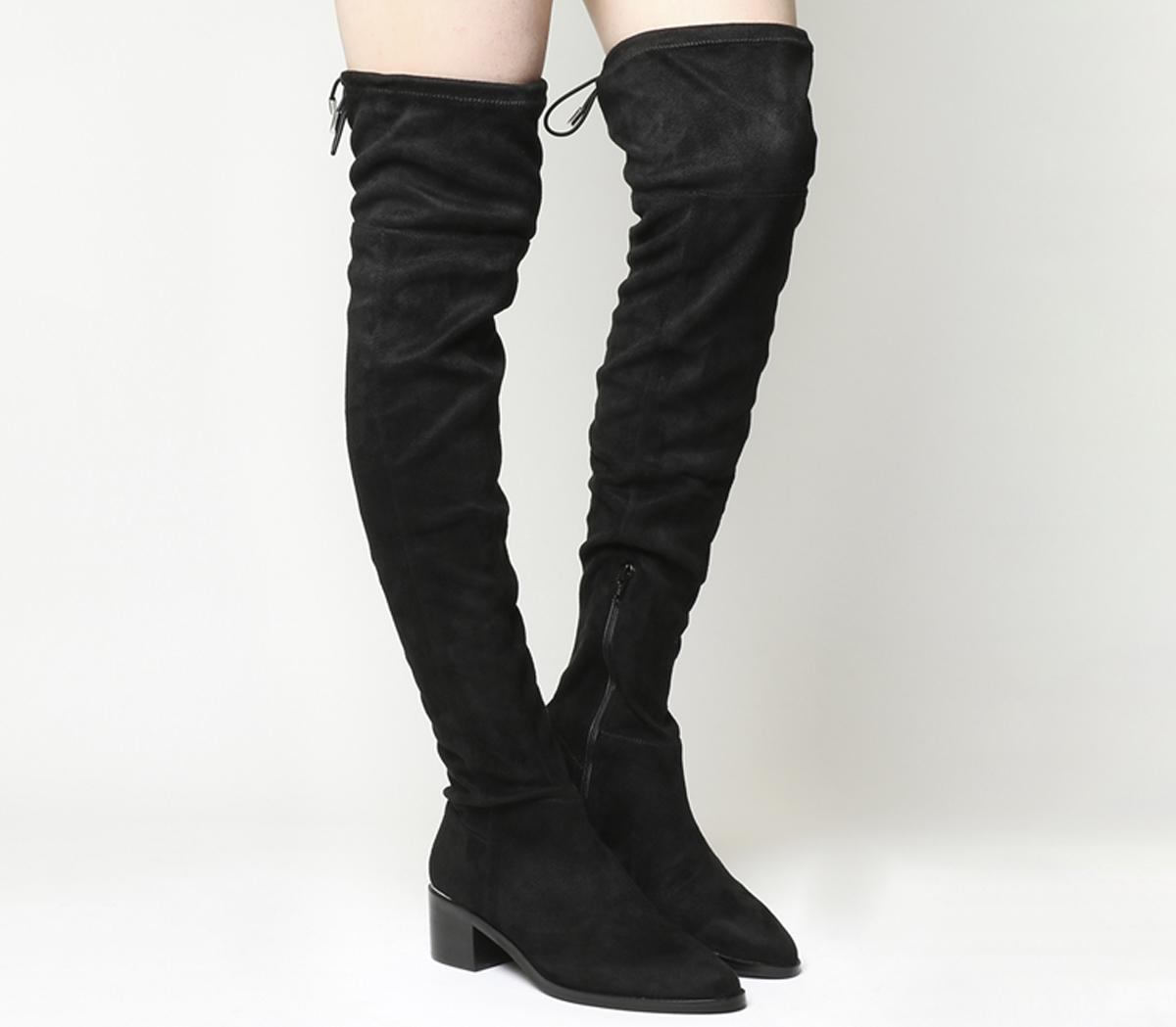 Krow Over the Knee Boots