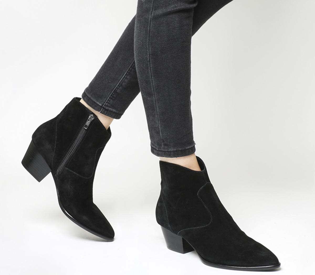 Heidi Bis Ankle Boots