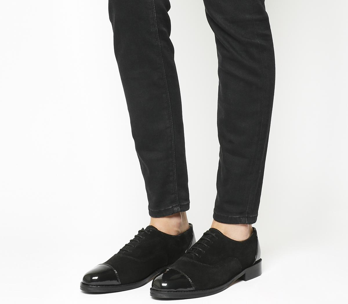 Face Up Lace Up Brogues