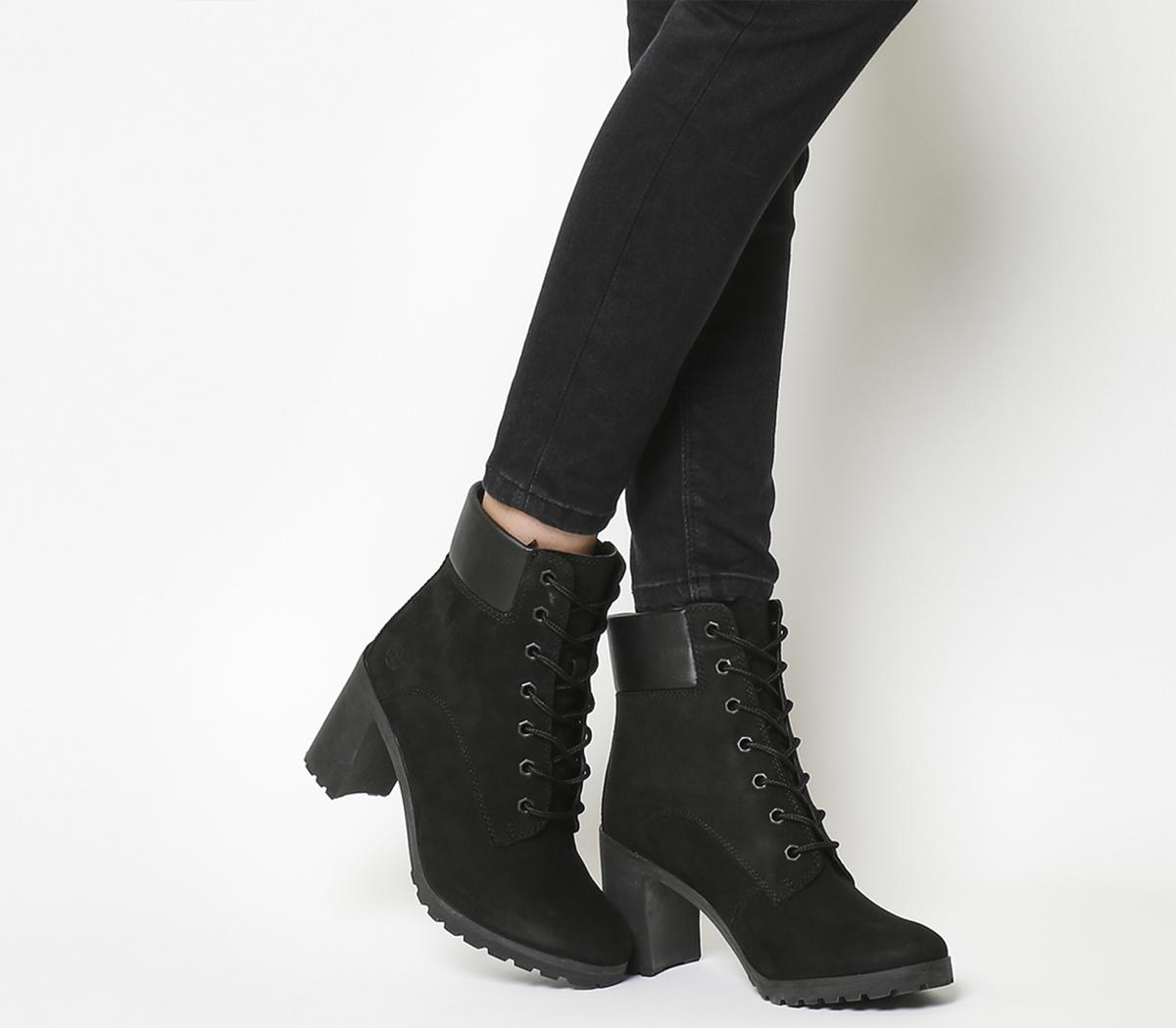 Allington 6 Inch Lace Boots