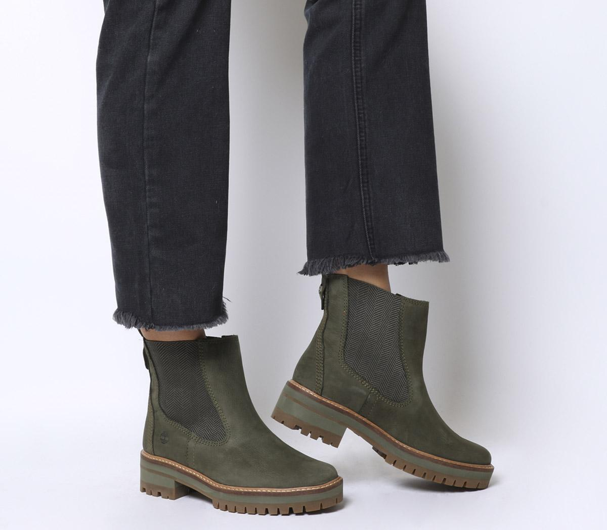 Courmayer Valley Chelsea Boots