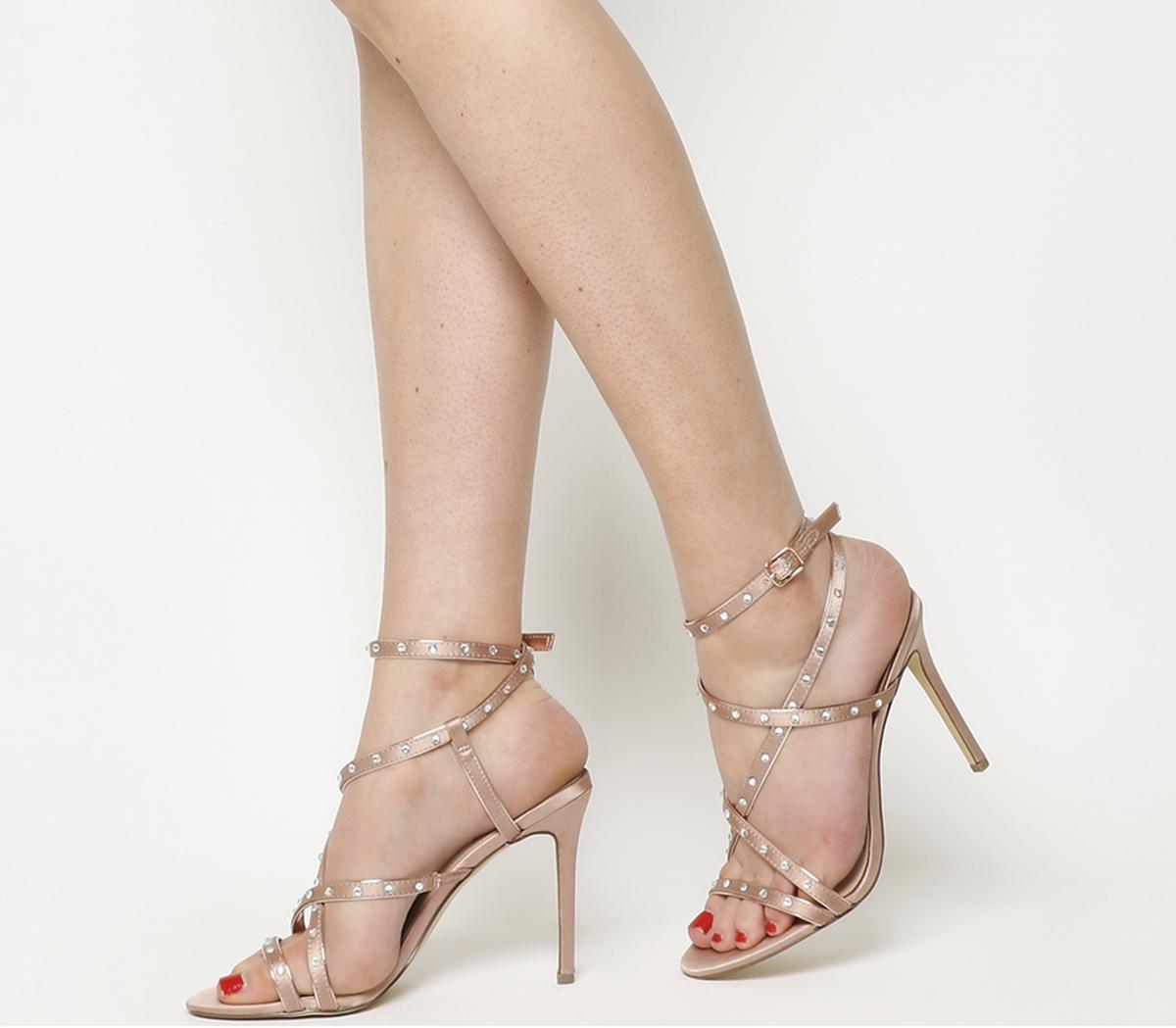Hugo Strappy Sandals